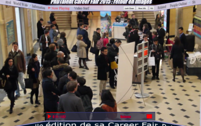PhdTalent Career Fair 2016