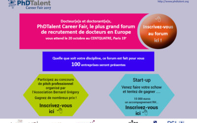 PhDTalent Career Fair 2017 au CENTQUATRE