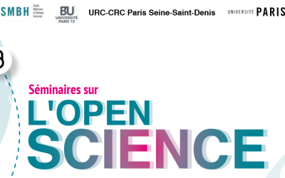 Séminaire Open Science à Paris 13